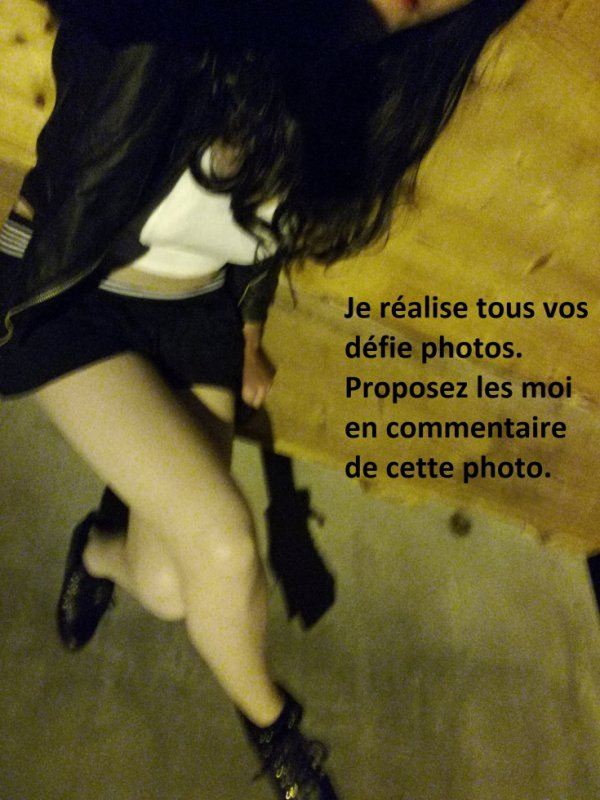Proposez moi vos défies photo
