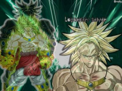 the power of broly