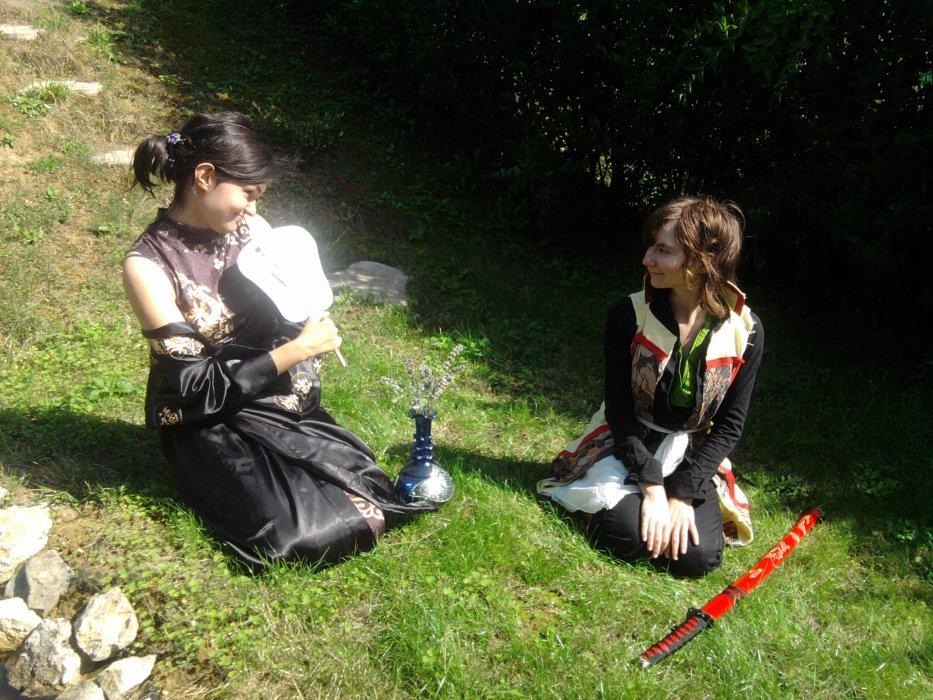 Journal de cosplays de deux meilleures amies