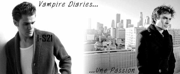 The Vampire Diaries.♥