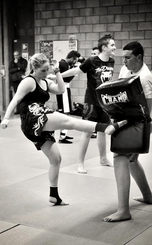 KICK-BOXING