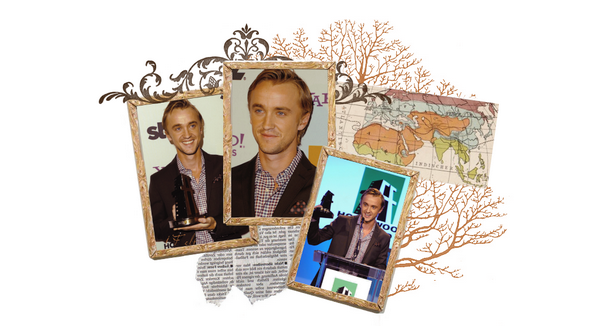 * Tom Felton : Hollywood Awards Event *