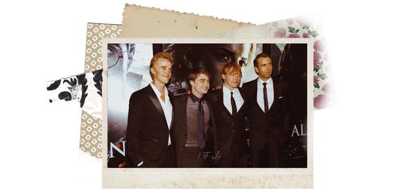 * Tom Felton : Harry Potter Interview *