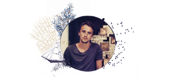 * Tom Felton : Instyle Photoshoot & Interview *