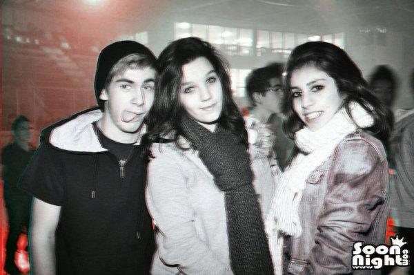 Alban et Elisa ♥