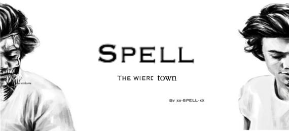 Bienvenue dans la Fanfiction Spell.