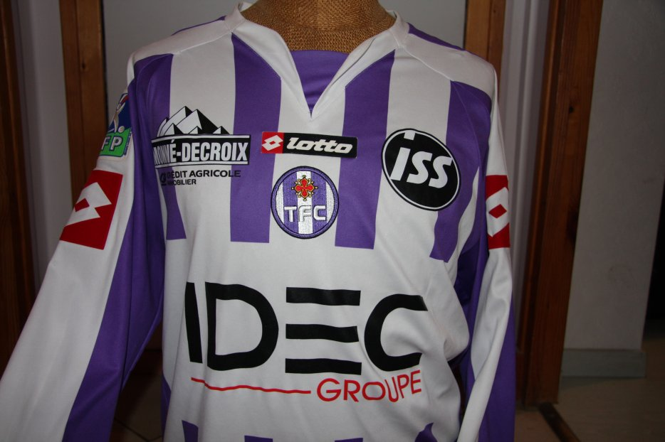 collection de maillots