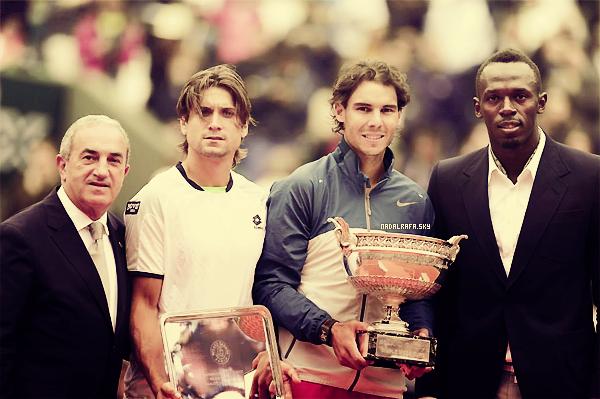 Retour en Images sur la Victoire de Rafa au Roland Garros de 2013 + mon avis.