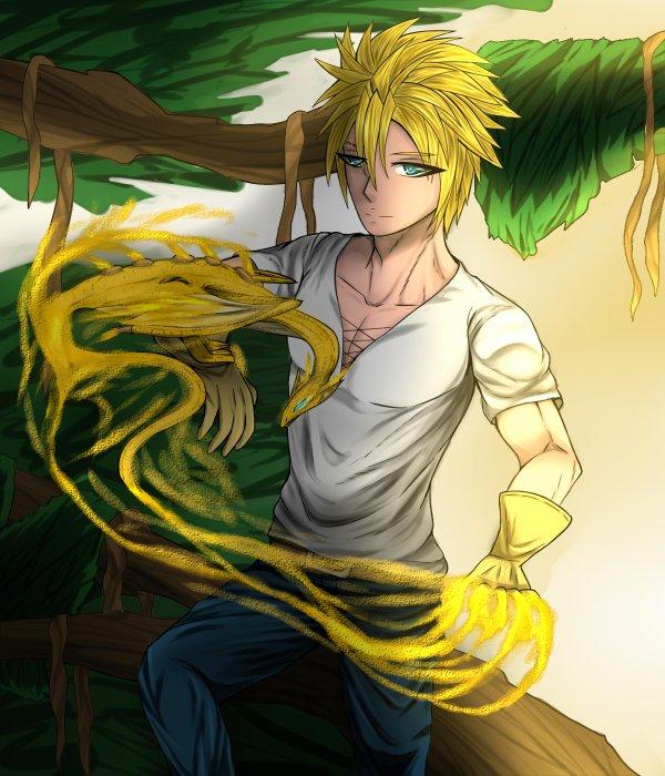 """"""" Laisse la lumière t'emporter ... """"Ryu Hideki"""