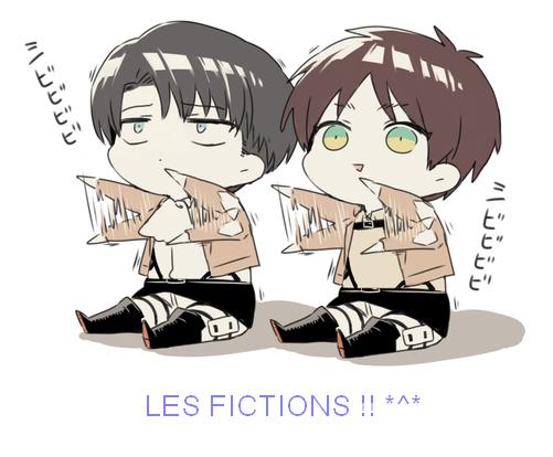 Sommaire des fictions/One-Shot/Drabbles ^^