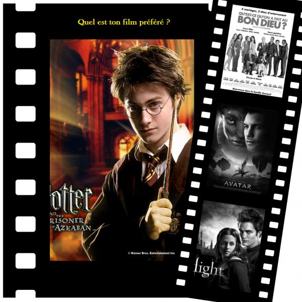 Sondage 13 : Films