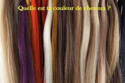 Sondage 24 : Cheveux