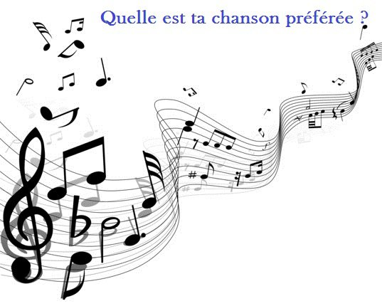 Sondage 27 : Chansons