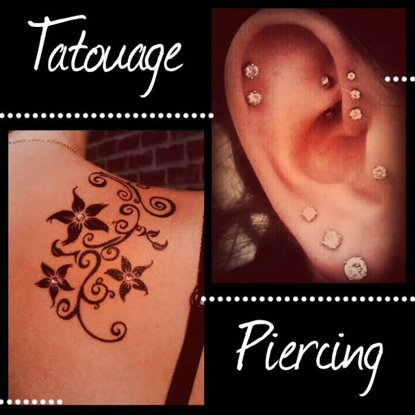 VS 10 : Tatouage / piercing