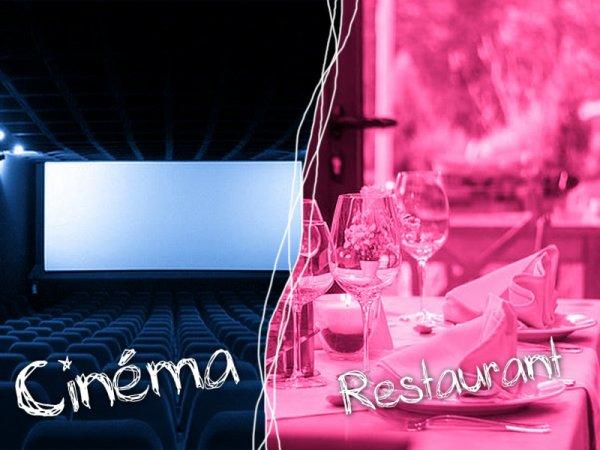 VS 12 : Cinéma / restaurant