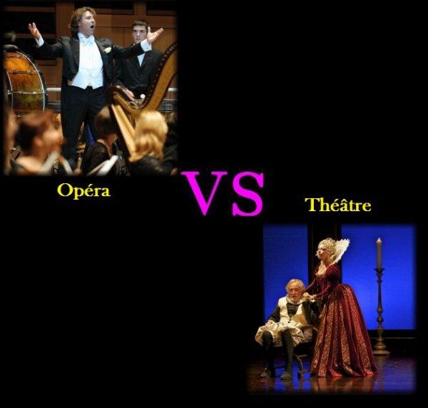 VS 13 : Opéra / théâtre