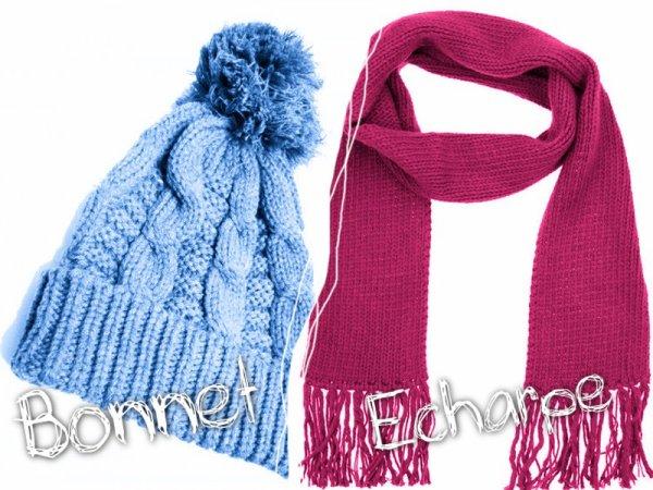 VS 19 : Bonnet / écharpe
