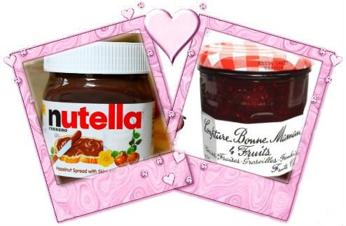 VS 21 : Nutella / confiture