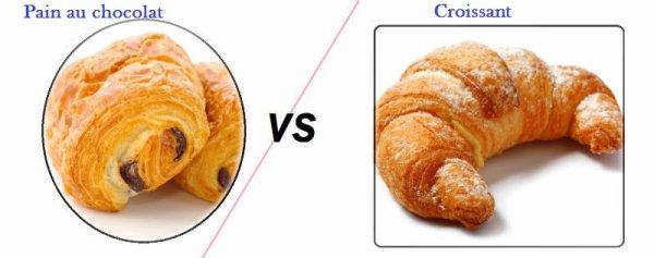 VS 23 : Pain au chocolat / croissant