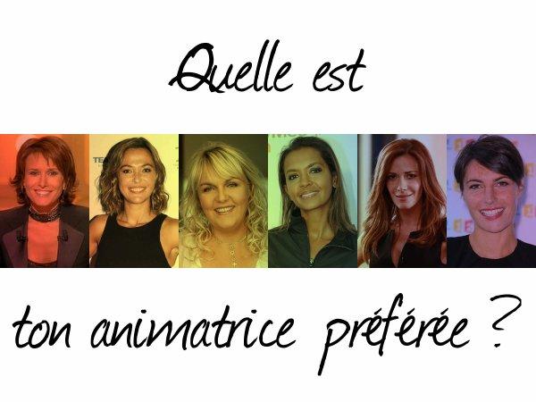 Sondage 40 : Animatrices