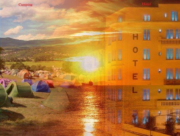 VS 29 : Camping / hôtel