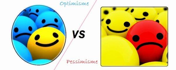 VS 40 : Optimisme / pessimisme