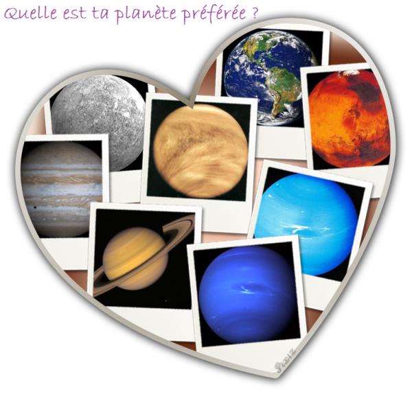 Sondage 81 : Planètes
