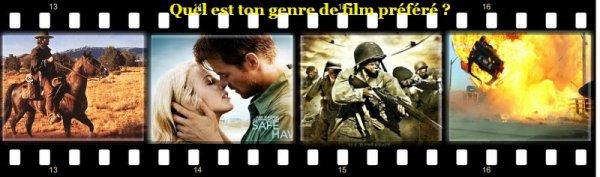 Sondage 94 : Genres de films