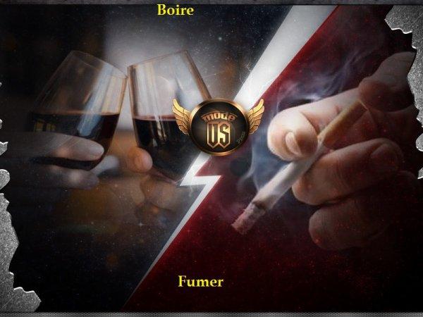 VS 48 : Boire / fumer