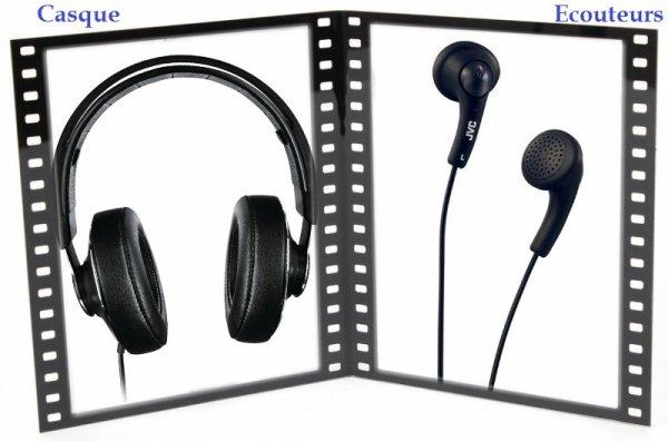 VS 49 : Casque / écouteurs