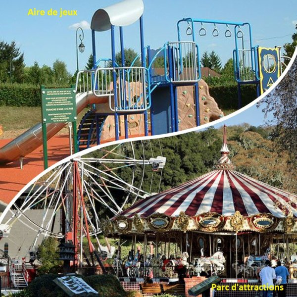 VS 50 : Aire de jeux / Parc d'attractions