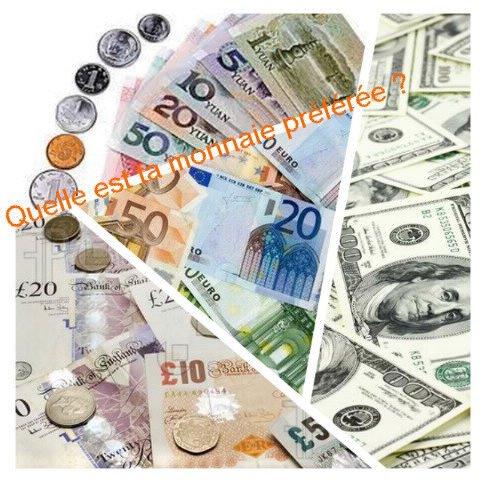 Sondage 107 : Monnaies