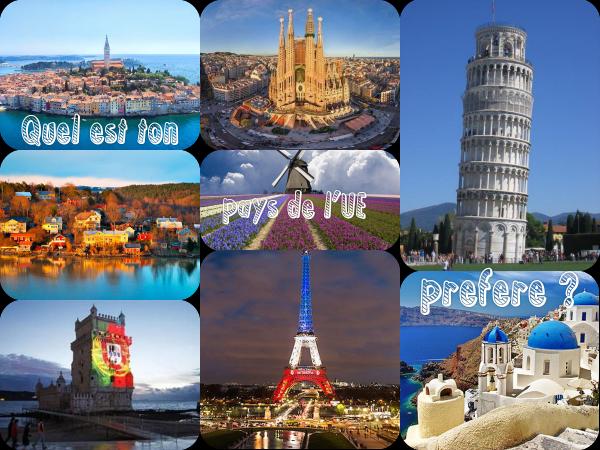 Sondage 127 : Pays de l'UE