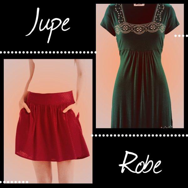 VS 64 : Jupe / robe