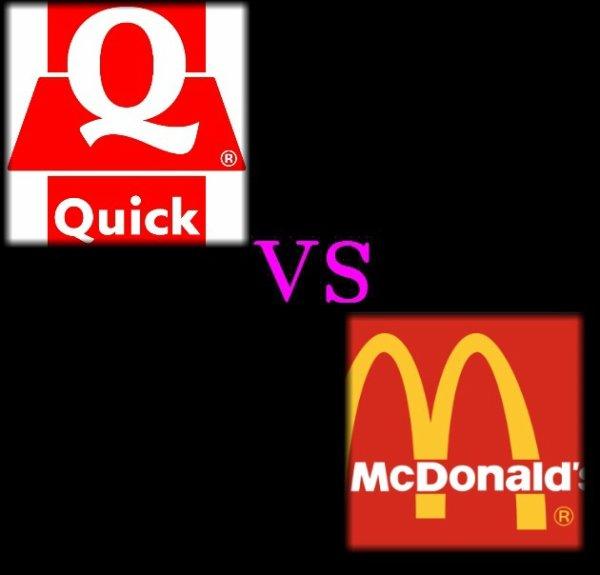 VS 66 : Quick / McDo