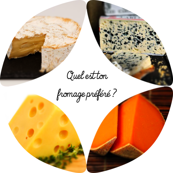 Sondage 138 : Fromages