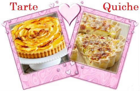 VS 71 : Tarte / quiche