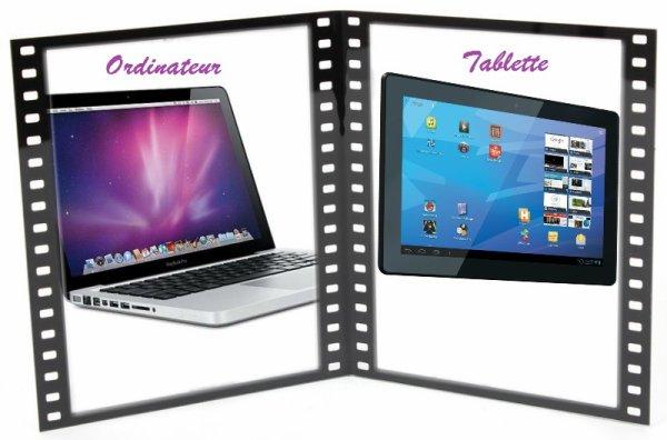 VS 73 : Ordinateur / tablette