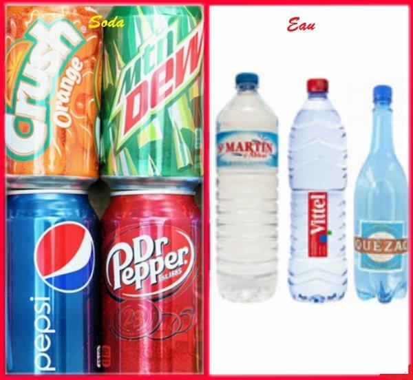 VS 77 : Soda / eau