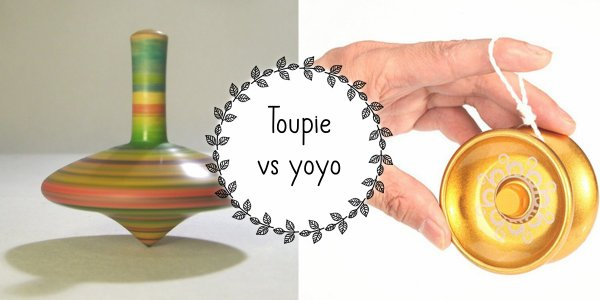 VS 83 : Toupie / yoyo