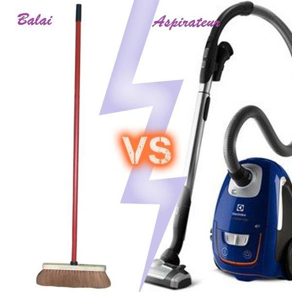 VS 85 : Balai / aspirateur