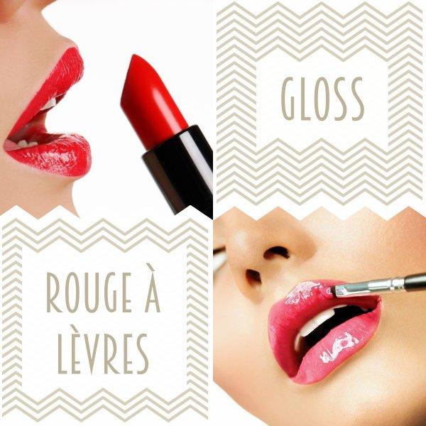 VS 92 : Rouge à lèvres / gloss