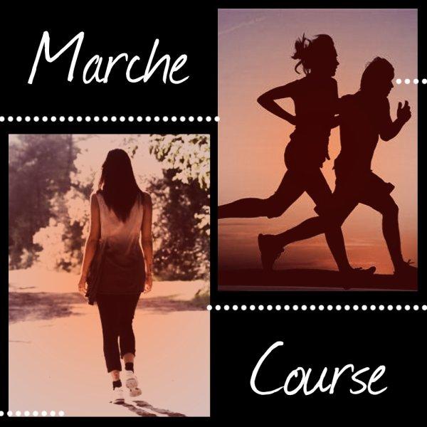VS 97 : Marche / course