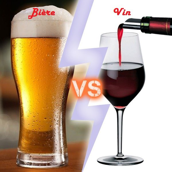 VS 99 : Bière / vin