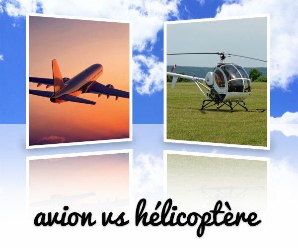 VS 110 : Avion / hélicoptère