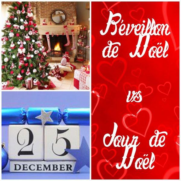 VS 111 : Réveillon de Noël / jour de Noël