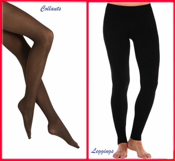 VS 113 : Collants / leggings