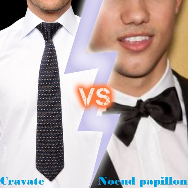 VS 123 : Cravate / noeud papillon