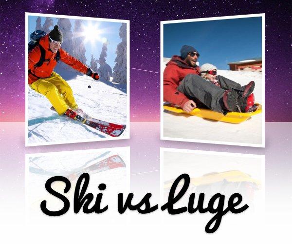 VS 139 : Ski / luge