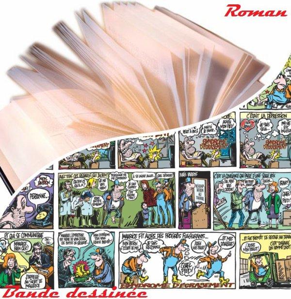 VS 148 : Roman / bande dessinée